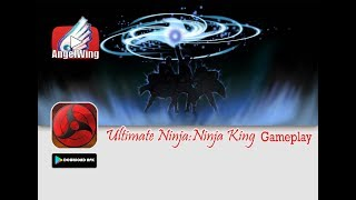 Ultimate Ninja:Ninja King (Android ninja) | first 30min gameplay! 🆕