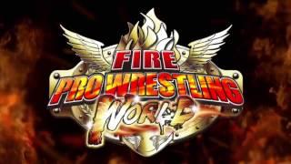 Fire Pro Wrestling World - Bejelentés Trailer