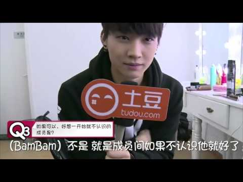 150309 GOT7 Shanghai Showcase - Backstage (Full cut)