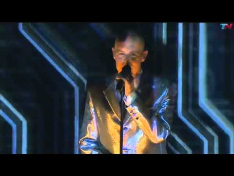 PET SHOP BOYS LIVE ARGENTINA 2013 TN - Love, etc - I Get Excited - Rent - Miracles