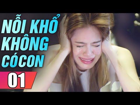 Nỗi Khổ Không Có Con Tập 1 | Phim Tình Cảm Thái Lan Mới Hay Nhất Lồng Tiếng