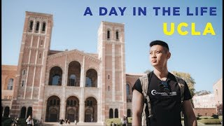A Day in the Life at UCLA