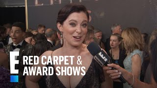 Rachel Bloom Actually Bought Her 2017 Emmys Dress | E! Live from the Red Carpet