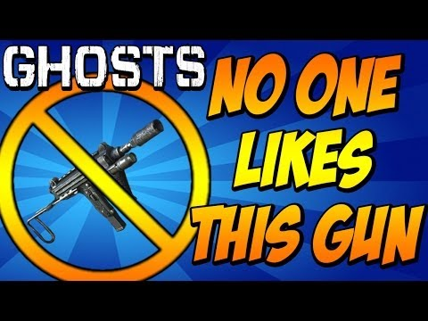 "COD Ghosts ""No One Likes This Gun"" CBJ-MS SMG (AKA) ALL HYPE - EP.10 (Call Of Duty) - Smashpipe Games"