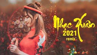 Nhạc Xuân 2020 Remix, Nhạc Tết, EDM Tik Tok Htrol,lk nhac trẻ remix hay nhất chào xuân canh tý 2020