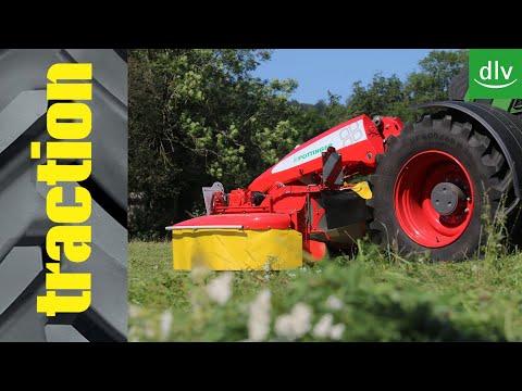 Neuer Traction-Videobericht über PÖTTINGER Mähtechnik