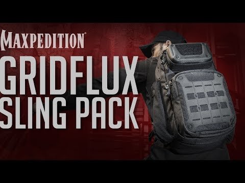 MAXPEDITION Advanced Gear Research GRIDFLUX Sling Pack