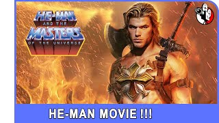 He-Man Official Movie 2019 rumoured actors | Film Masters
