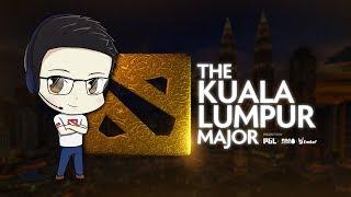 The Kuala Lumpur Major    Secret vs Vici Gaming