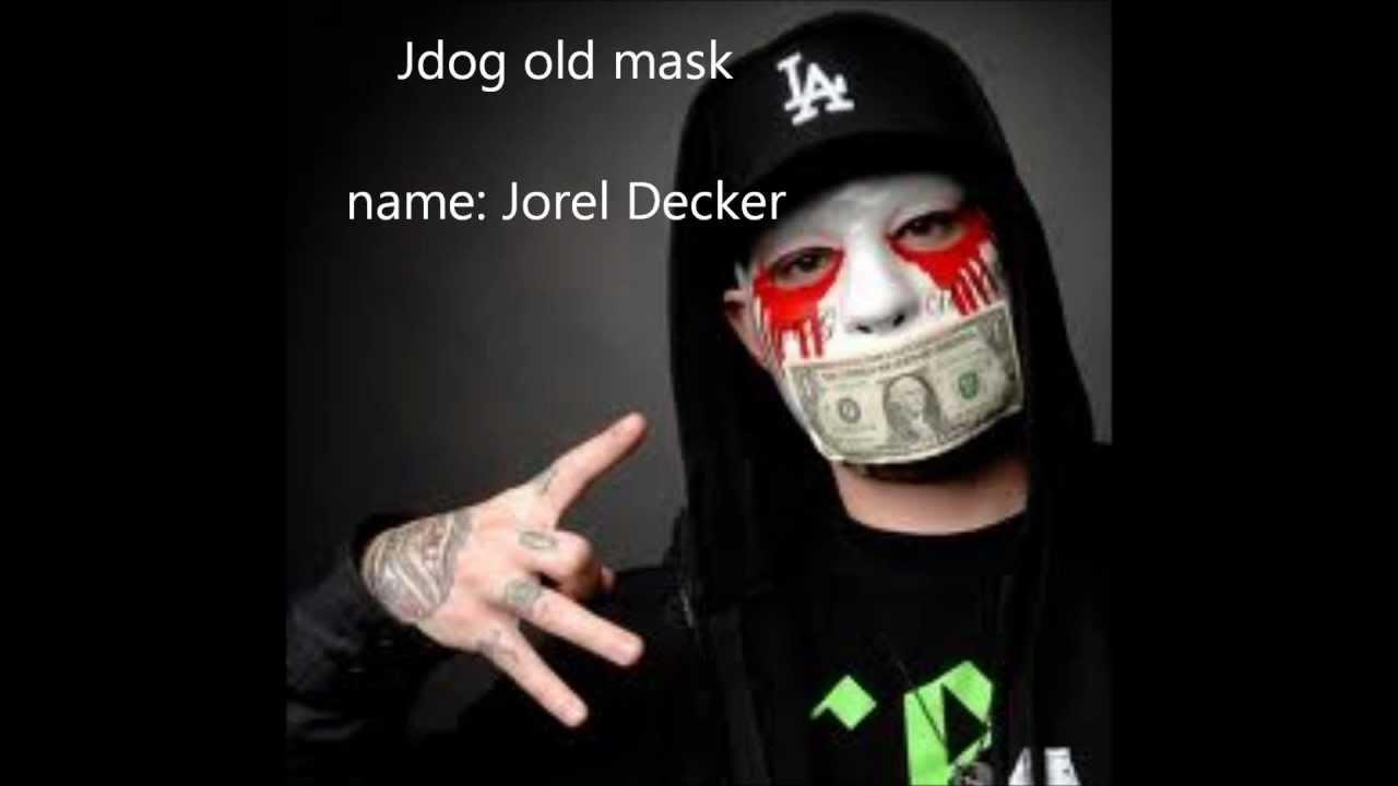 Hollywood Undead New Masks Old Masks and Names - YouTube