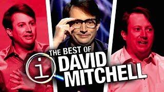 QI | David Mitchell's Best Moments