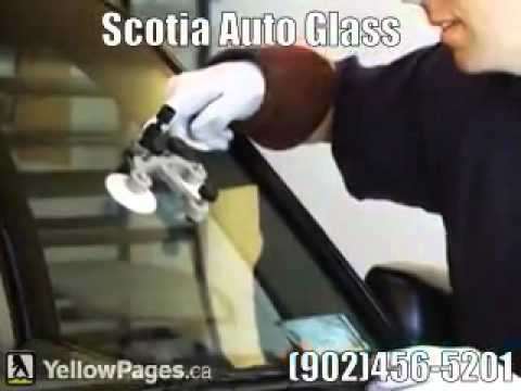 Windshield Repair at Scotia Auto Glass - Halifax, Dartmouth, Lunenburg, Bridgewater