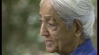 On guilt and its relation to the ego | J. Krishnamurti