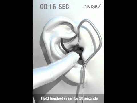 INVISIO X5 Headset Fitting Guide