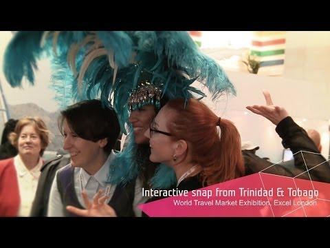Interactive augmented reality travel Trinidad and Tobago