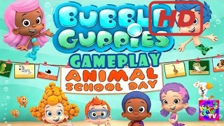 Bubble Guppies Animal School Day - Games For Kids