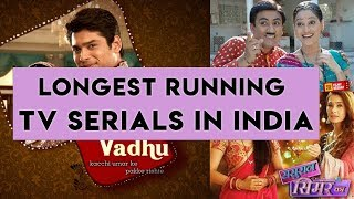Never Ending : Longest Running TV Serials In India, Telugu..
