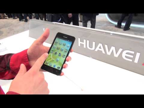 Huawei Ascend G510 Hands On - Deutsch - Smashpipe Tech