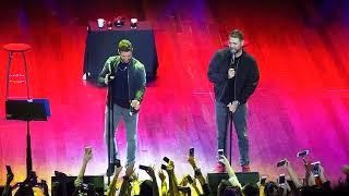 NO MATTER WHAT (BOYZONE) (Boyzlife | 2017 Momentum Live MNL)