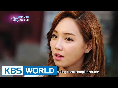 Guerilla Date with Lee Yuri (Entertainment Weekly / 2014.11.01)