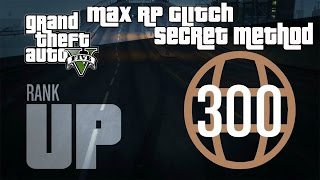 Fastest Way To Rank Up *SOLO*  In GTA 5 Online !!!