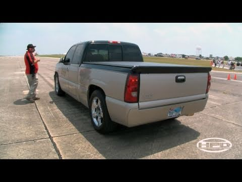 2005 Silverado SS at the Texas Mile - May 2011