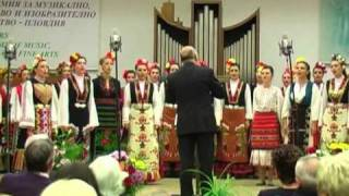 Academic Folk Choir - Bulgaria - Mori, ayda, ayda by Kiril Stefanov