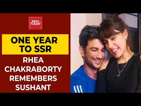 Remembering SSR: Rhea Chakraborty tells Sushant 'No Life Without You'