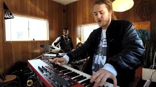 Joe Armon-Jones and Femi Koleoso for Brownswood Basement x The Lot Radio