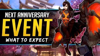 Overwatch Anniversary Event 2019 - Dates, Details, New Map and Legendary Skin Predictions