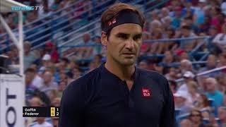 Djokovic, Federer Set Blockbuster Final | Cincinnati 2018 Semi-Final Highlights