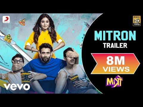 Mitron Trailer - Jackky Bhagnani - Kritika Kamra - Nitin Kakkar