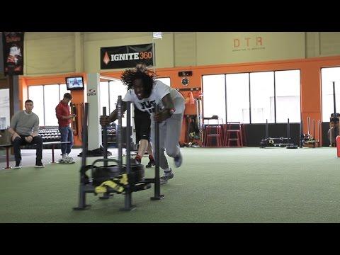 Taurean Prince Explosive Leg Complex Part 2