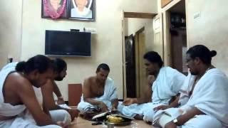 Sama Veda Parayanam - 05/05/2014 - Part 4