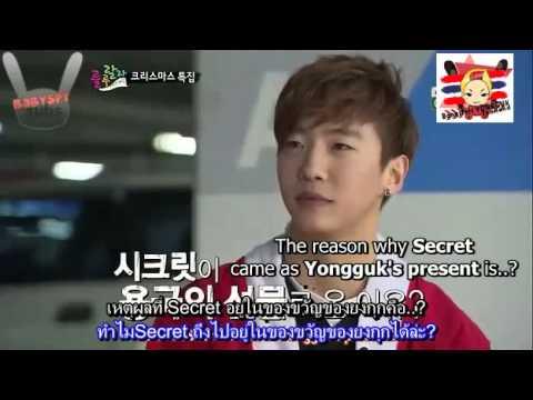 [THAI-SUB] 111225 MBC Lululala - YG cuts