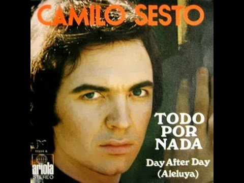 Camilo Sesto -Todo por nada