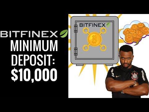 Shocking Video: Bitfinex Raises Minimum Deposit to $10,000 | Binance Not Allowing New Users