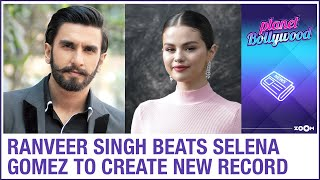 Ranveer Singh creates new record by beating Hollywood actr..