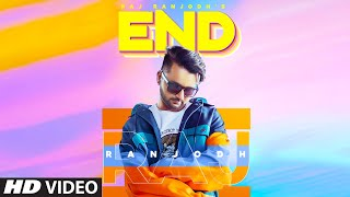 Raj Ranjodh: End (Full Song) Jsl | Latest Punjabi Songs 2019