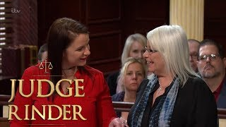 Woman Wins the Court Maximum Payout | Judge Rinder