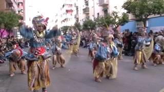 Las Monjas en el desfile de 2017