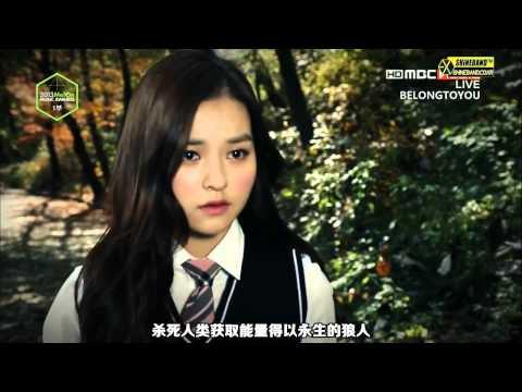 【BTU出品】131114 Melon Music Awards EXO DRAMA VCR+Stage (中字)