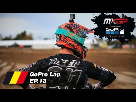 EP.13 GOPRO Lap: MXGP of Lommel 2020 #MXGP