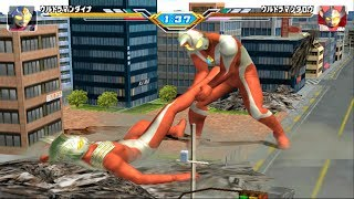 Sieu Nhan Game Play   Ultraman Dyna ngày trở lại   Game Ultraman Fe3