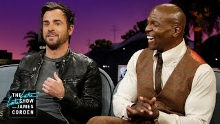 Justin Theroux & Terry Crews Have Abs Fit for Billboards