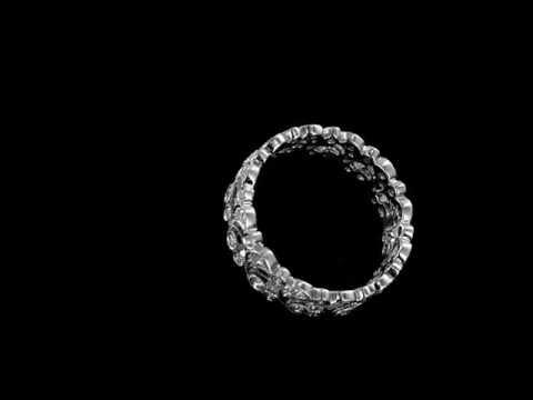 Browns Family Jewellers Diamond Full Eternity Ring