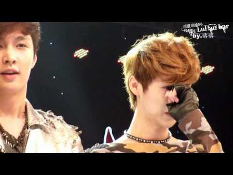 【Luhan focus】 120422星光大道EXO-M