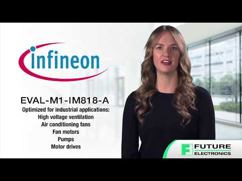 Infineon's new EVAL-M1-IM818-A Evaluation Board