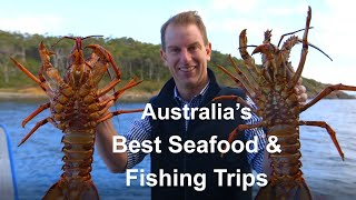Best Seafood and Fishing Trips in Australia 2020