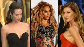 Angelina Jolie Makes Forbes' List of Most Powerful Women in the World